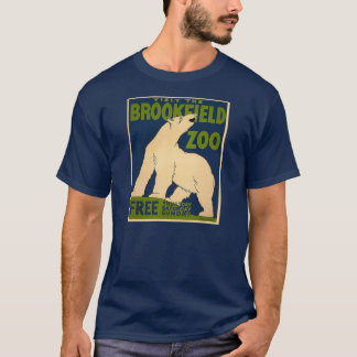 Camiseta Urso Brookfield-Polar