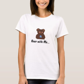 Camiseta Urso comigo…