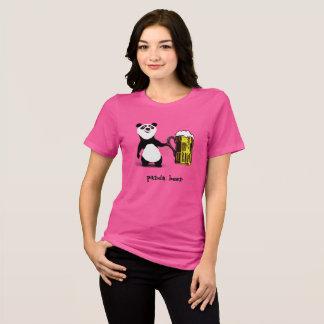 Camiseta Urso da cerveja