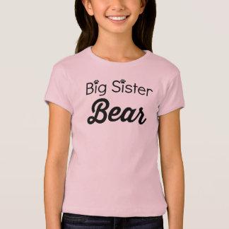 Camiseta Urso da irmã mais velha