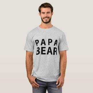 Camiseta Urso da papá do t-shirt de Tumblr