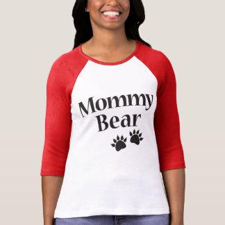 Camiseta Urso das mamães