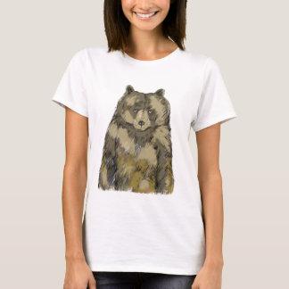 Camiseta Urso de Brown