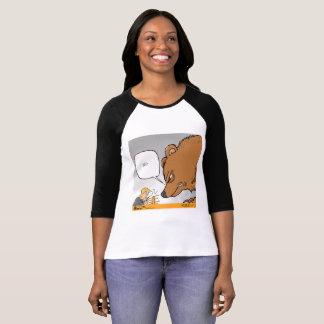 Camiseta Urso de Califórnia
