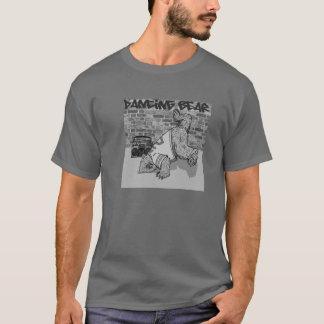 Camiseta Urso de dança