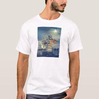 Camiseta Urso de Koala da torre de Pisa engraçado