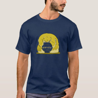 Camiseta Urso de mel