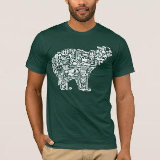 Camiseta Urso de Toronto