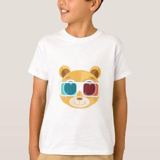 Camiseta Urso de ursinho - 3D