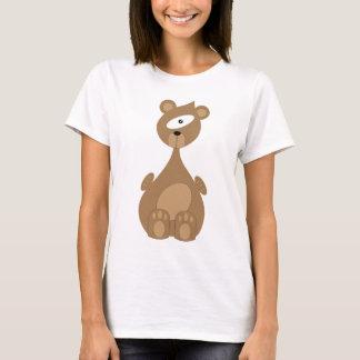 Camiseta Urso do espaço