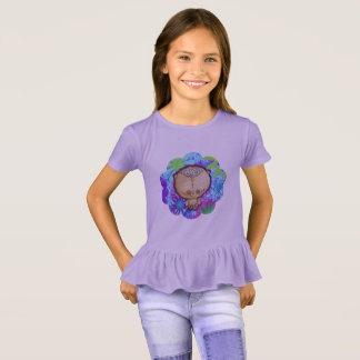 Camiseta Urso do hippy