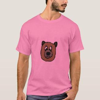 Camiseta urso do homie