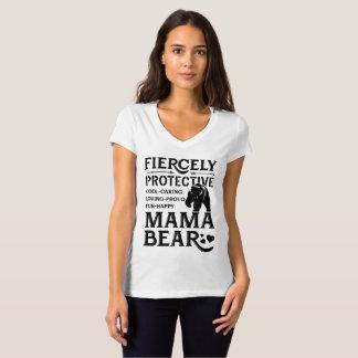 Camiseta urso do mama