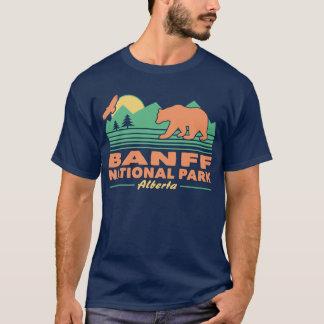 Camiseta Urso do parque nacional de Banff