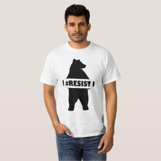 Camiseta urso do #RESIST