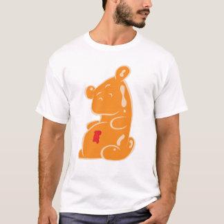 Camiseta Urso gomoso grávido