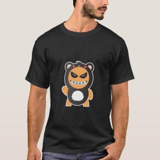 Camiseta Urso mau da pungência