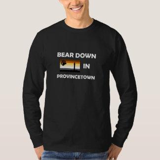 Camiseta Urso para baixo em Provincetown