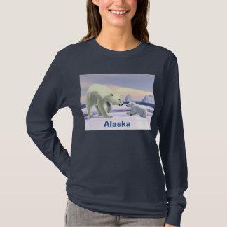 Camiseta Urso polar - Mama Nariz Melhor