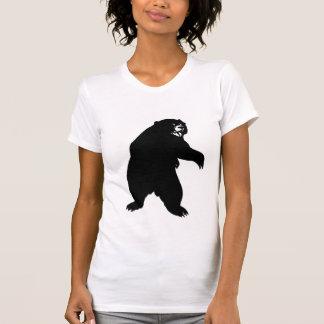 Camiseta Urso preto