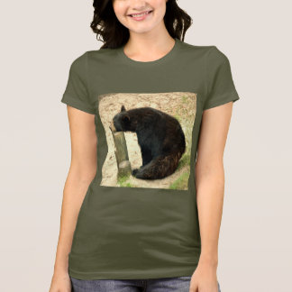 Camiseta Urso preto (Alabama, Louisiana, New mexico)