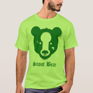 Camiseta Urso robusto