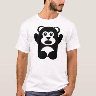 Camiseta Urso Scared
