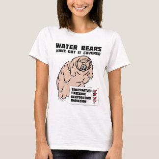 Camiseta Ursos da água