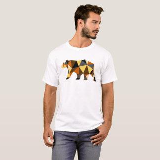 Camiseta Ursos de todo o T de Geo das cores