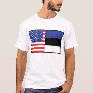 Camiseta USA/Estonia