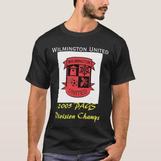 Camiseta Use até esgotar FC de Wilm - 2005 campeões