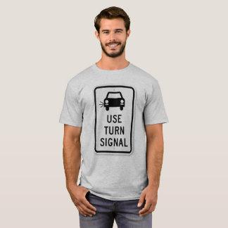 Camiseta Use seu sinal de volta!