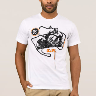 Camiseta USGP 08' (vintage)
