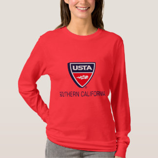 Camiseta USTA Califórnia do sul