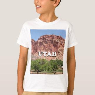 Camiseta Utá: Fruita, parque nacional do recife do