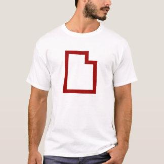Camiseta Utá (vermelho)