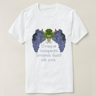 Camiseta Uvas romanas