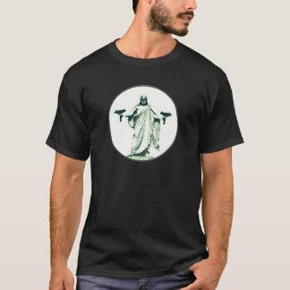 Camiseta Uzi que Toting Jesus