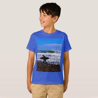 Camiseta V2 para trás batido