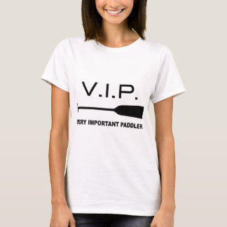 Camiseta V.I.P. Very Important Paddler