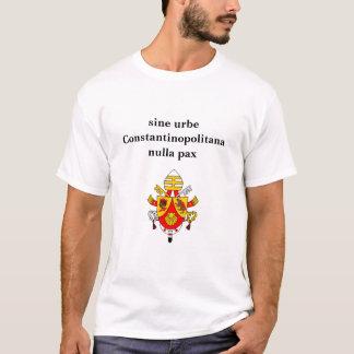 Camiseta va) be16a, nulla pax de Constantinopolitana do