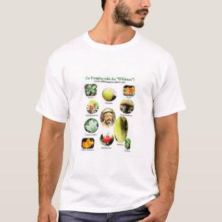 """Camiseta Vá forragear com o """"Wildman """""""