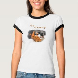 Camiseta Vá louco