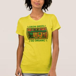 Camiseta Vá orgânico