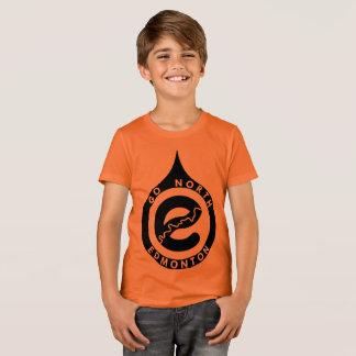 Camiseta Vá para o norte a Edmonton