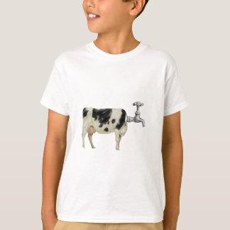 Camiseta Vaca batida