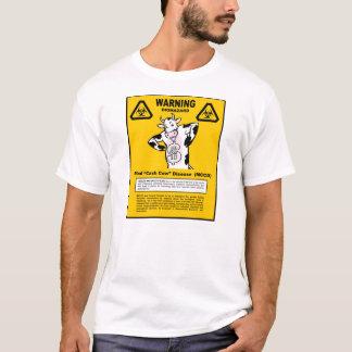 Camiseta Vaca de dinheiro louca
