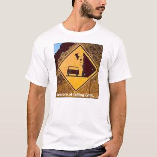 Camiseta Vaca de queda
