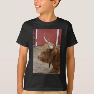 Camiseta Vaca do gado das montanhas