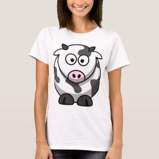 Camiseta Vaca engraçada/Funny Cow